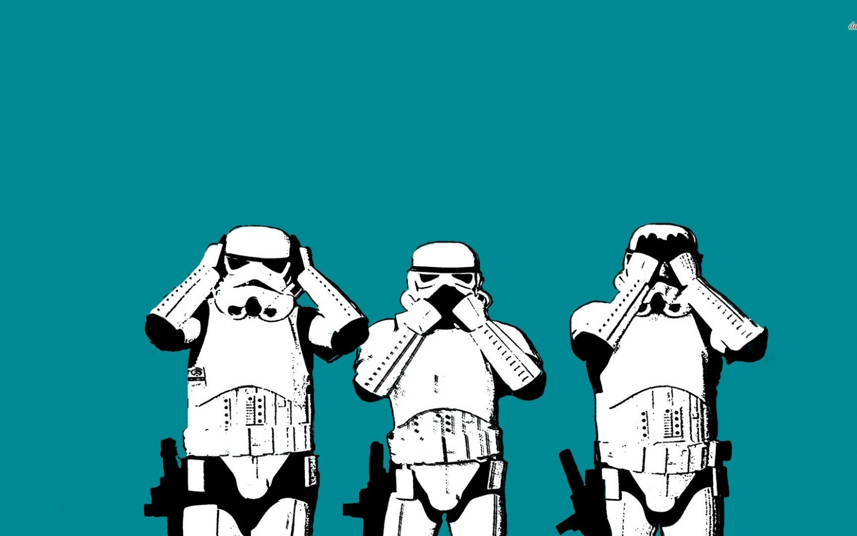 Stormtrooper Art Wallpapers