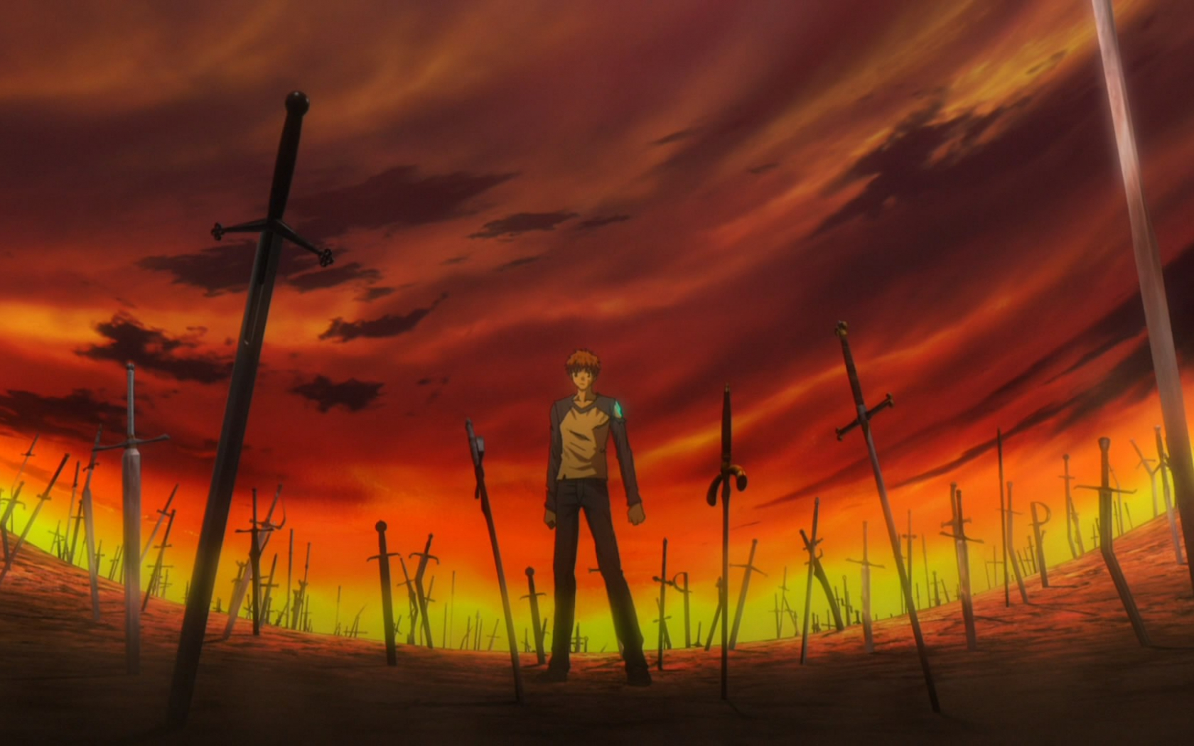 Free Download Fate Stay Night Unlimited Blade Works Wallpaper