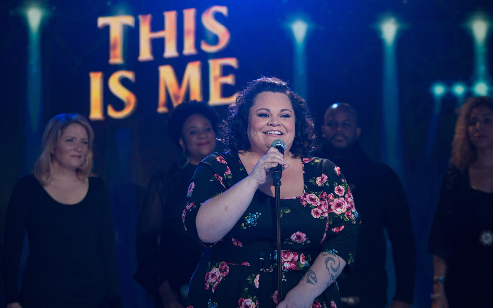 Free Download Keala Settle Sings This Is Me From The Greatest