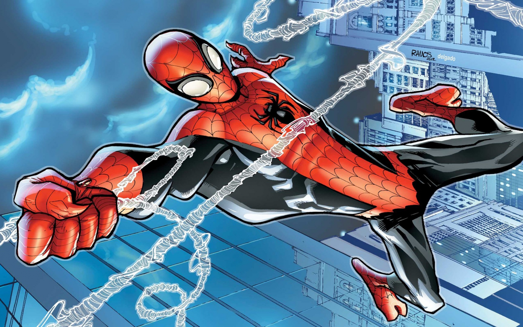 Free Download Spiderman Wallpaper 1920x1080 Comic Wallpaper