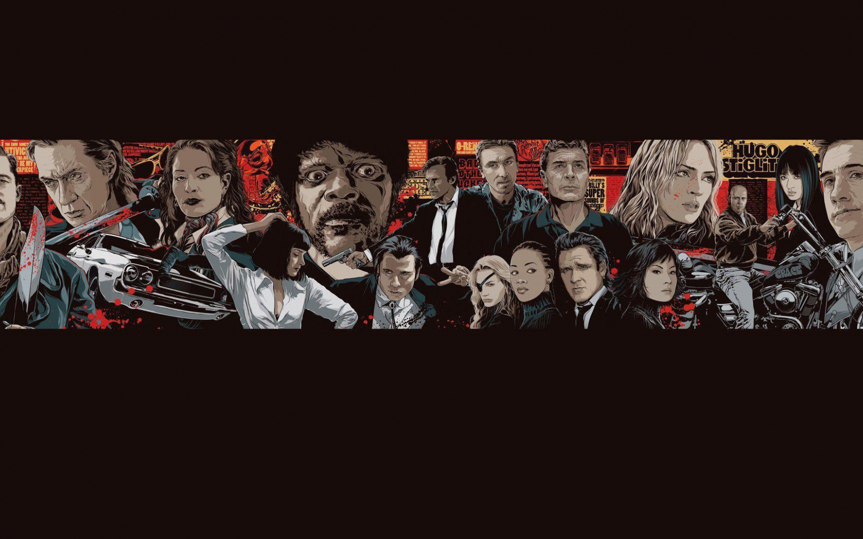 Pulp Fiction του Quentin Tarantino