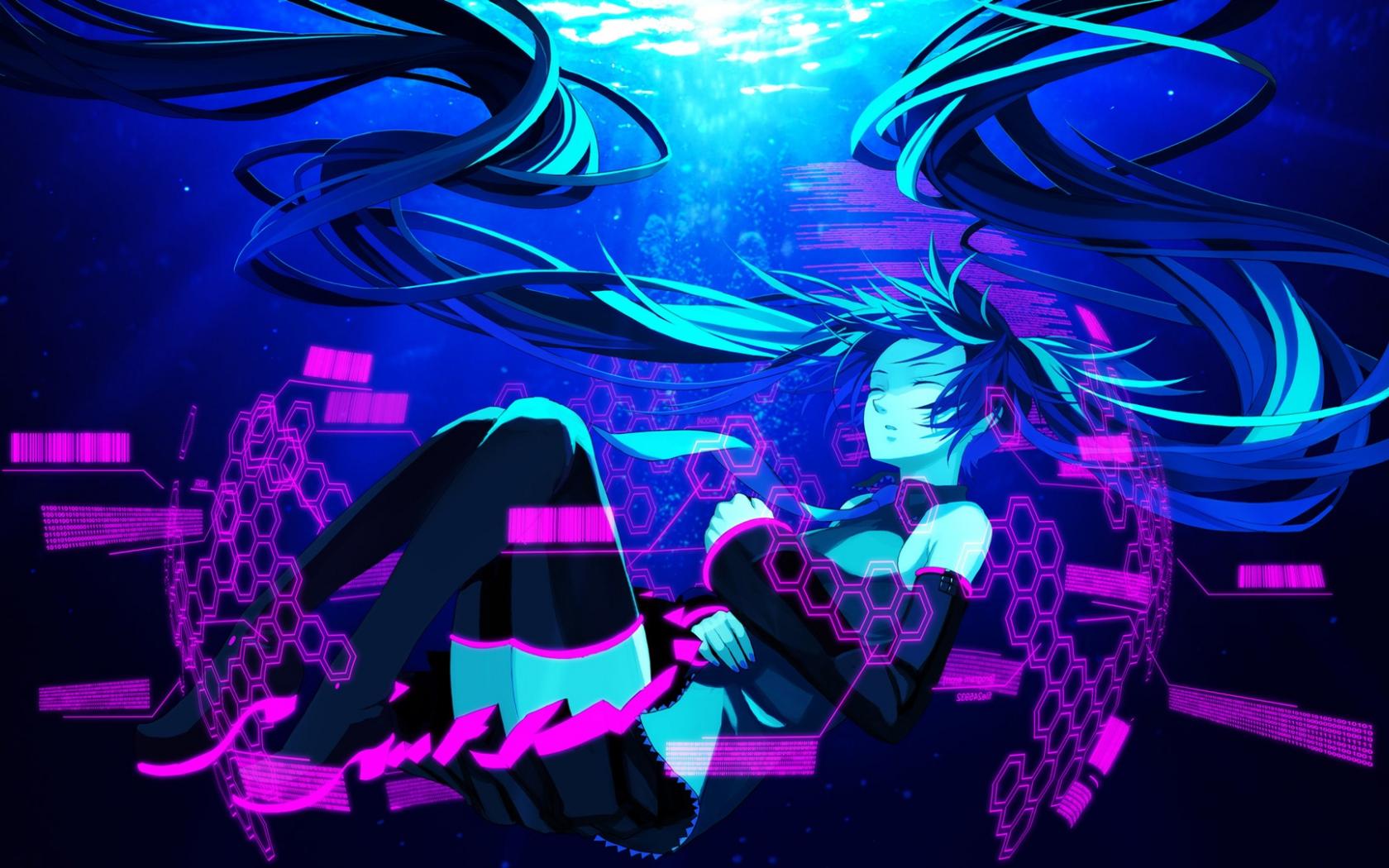 Free Download Hatsune Miku Remix Wallpapers Hd Hd Desktop