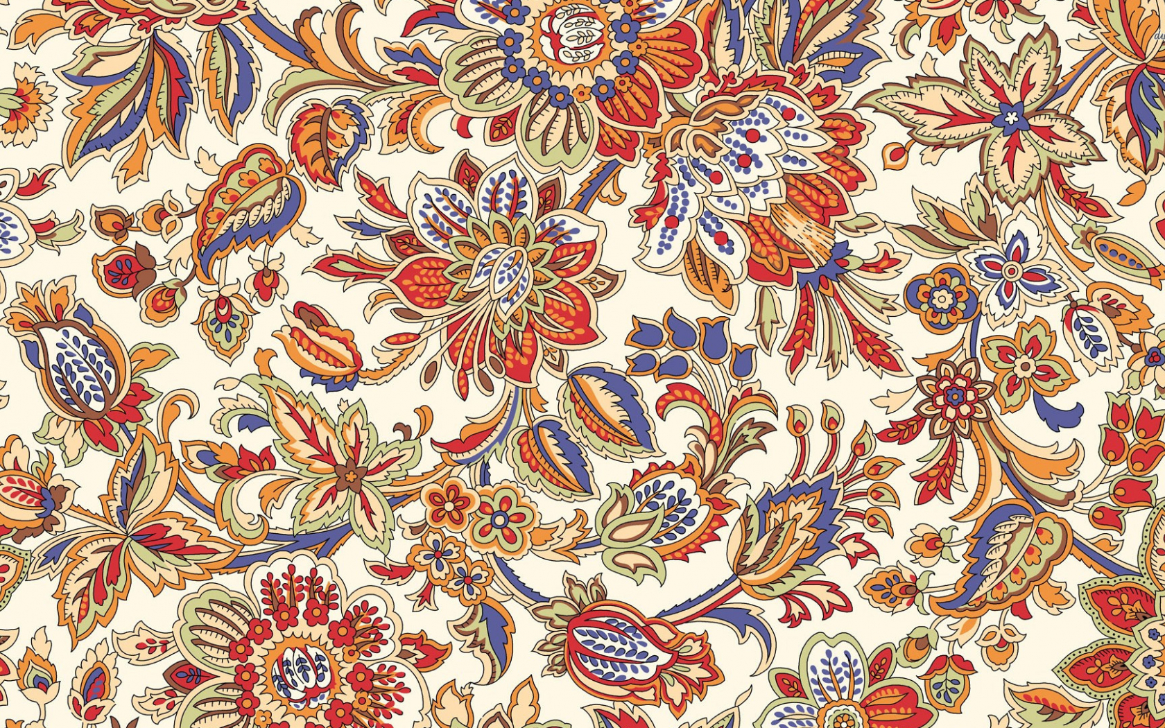 Free Download Floral Pattern Wallpaper Vector Wallpapers 10299