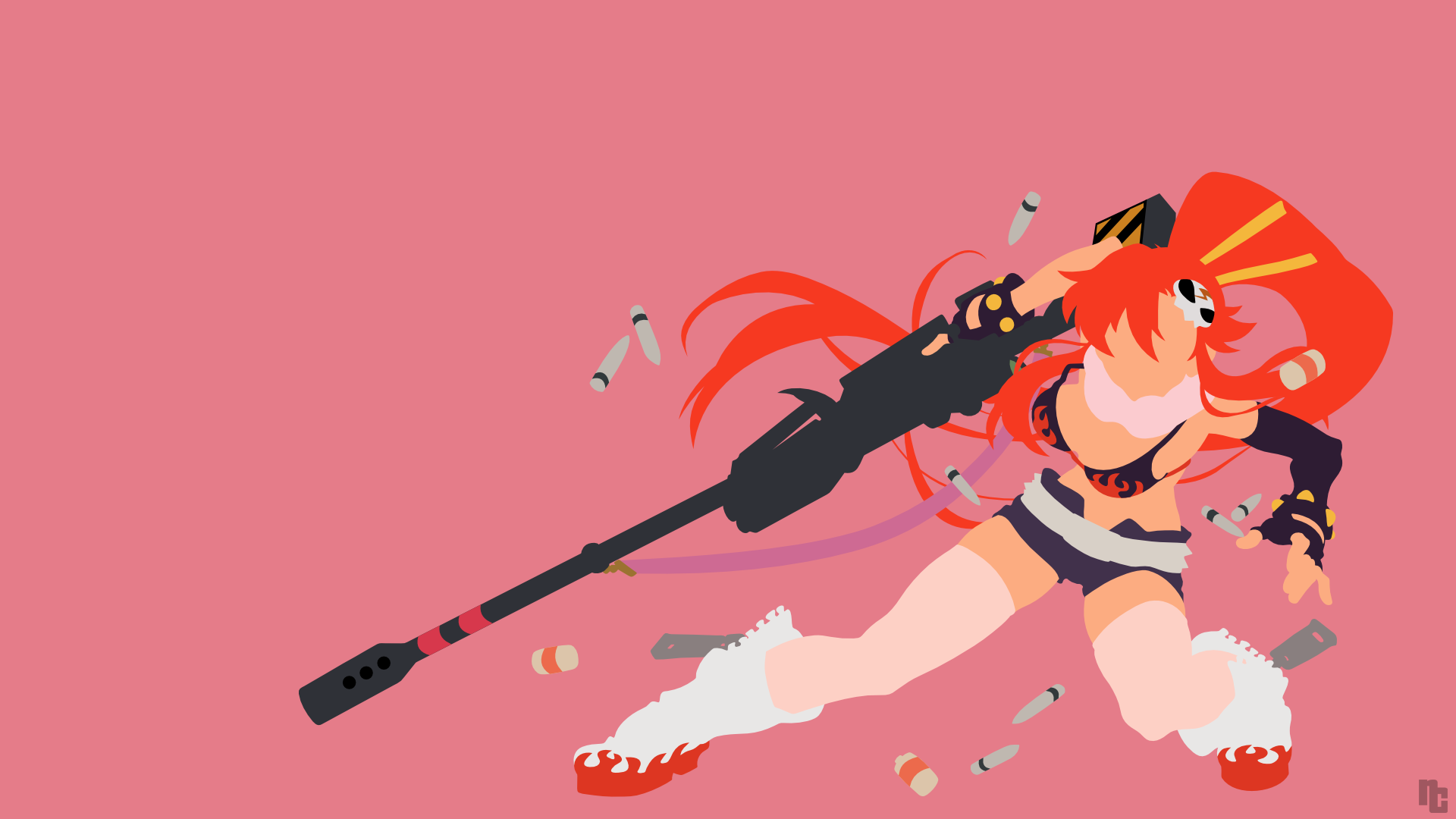Free Download Gallery For Gt Gurren Lagann Yoko 1920x1080 For
