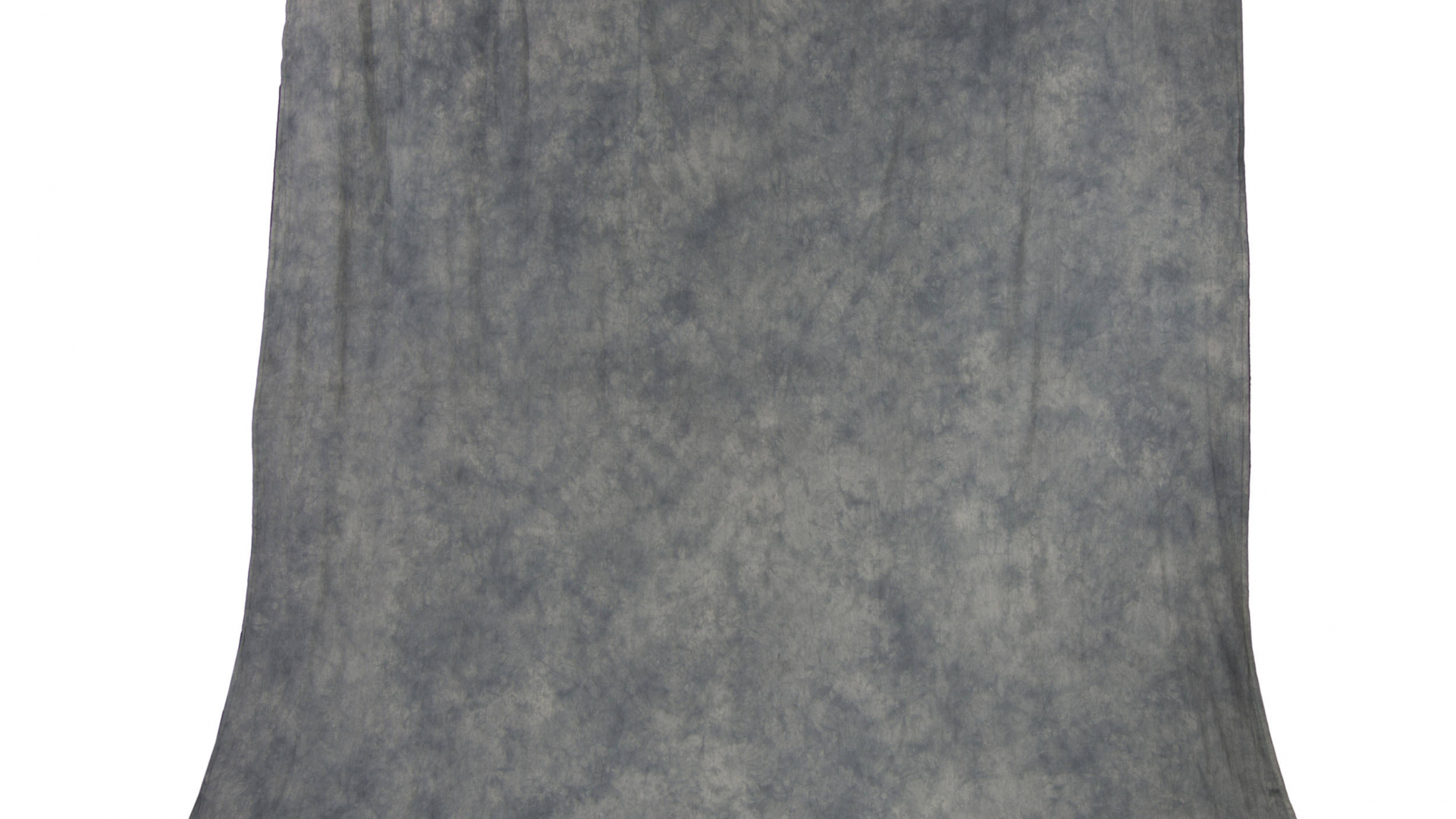 Impact Crushed Muslin Background 10 x 12/', Gray Mist