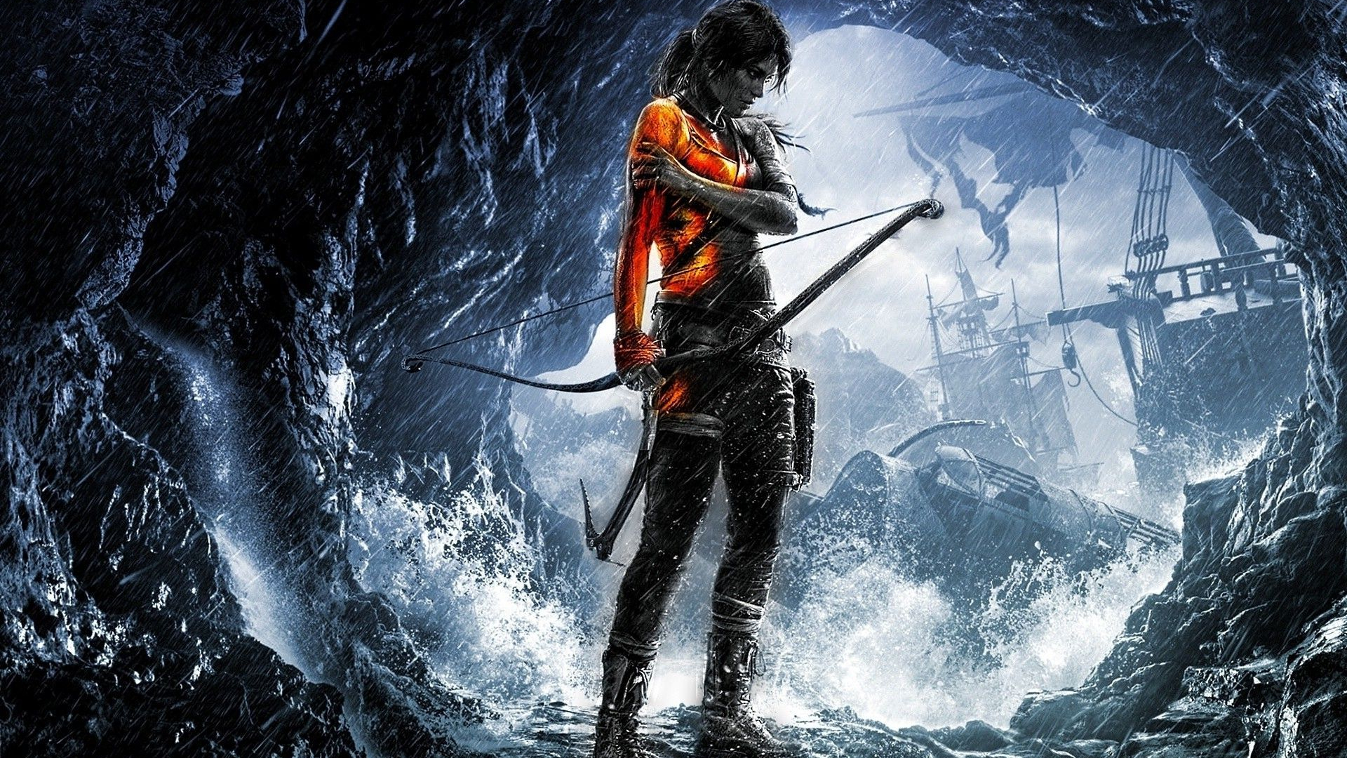 Free Download Rise Of The Tomb Raider Video Game Wallpapers Hd
