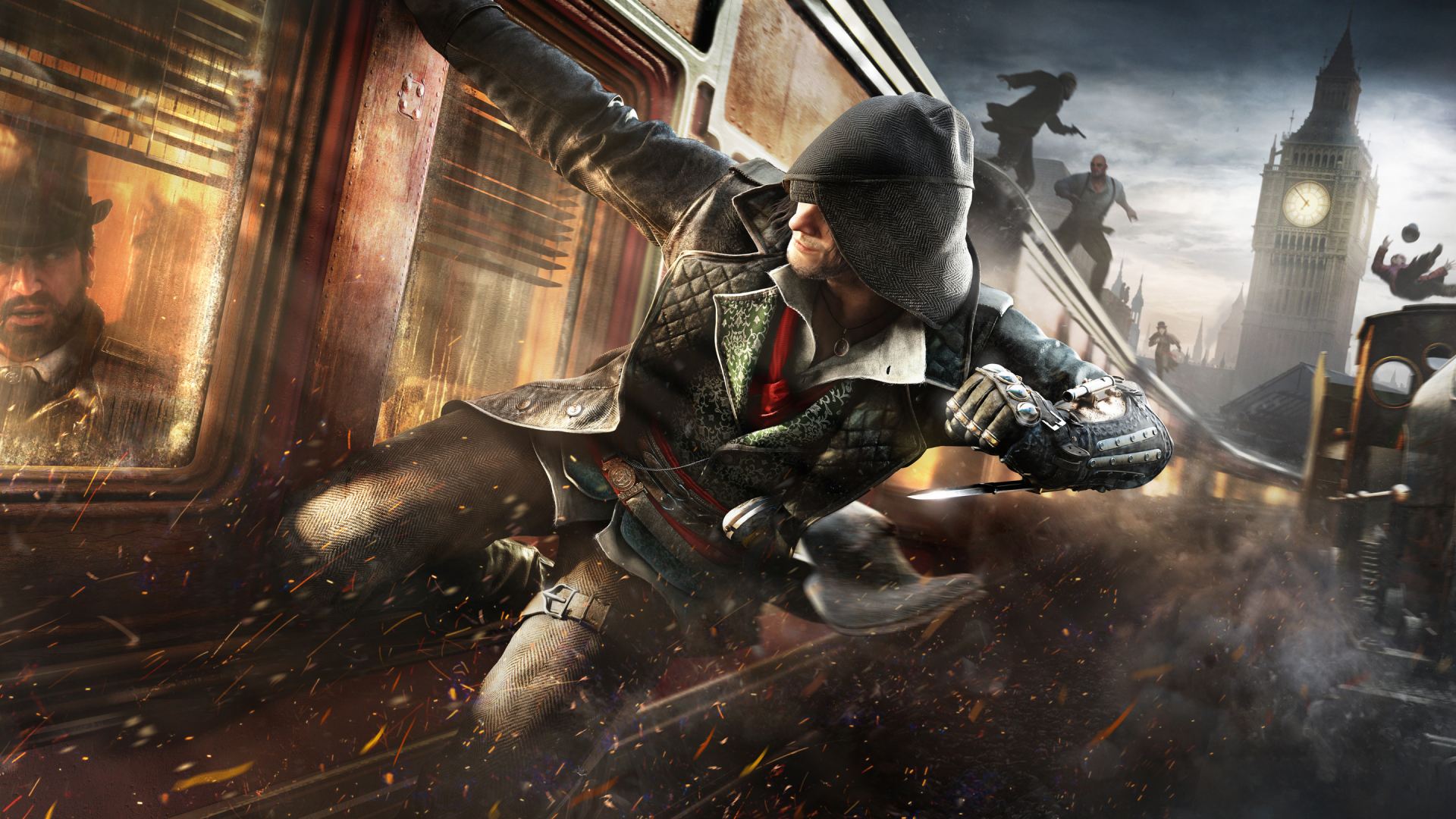 Free Download Assassins Creed Syndicate Hd Wallpapers Download