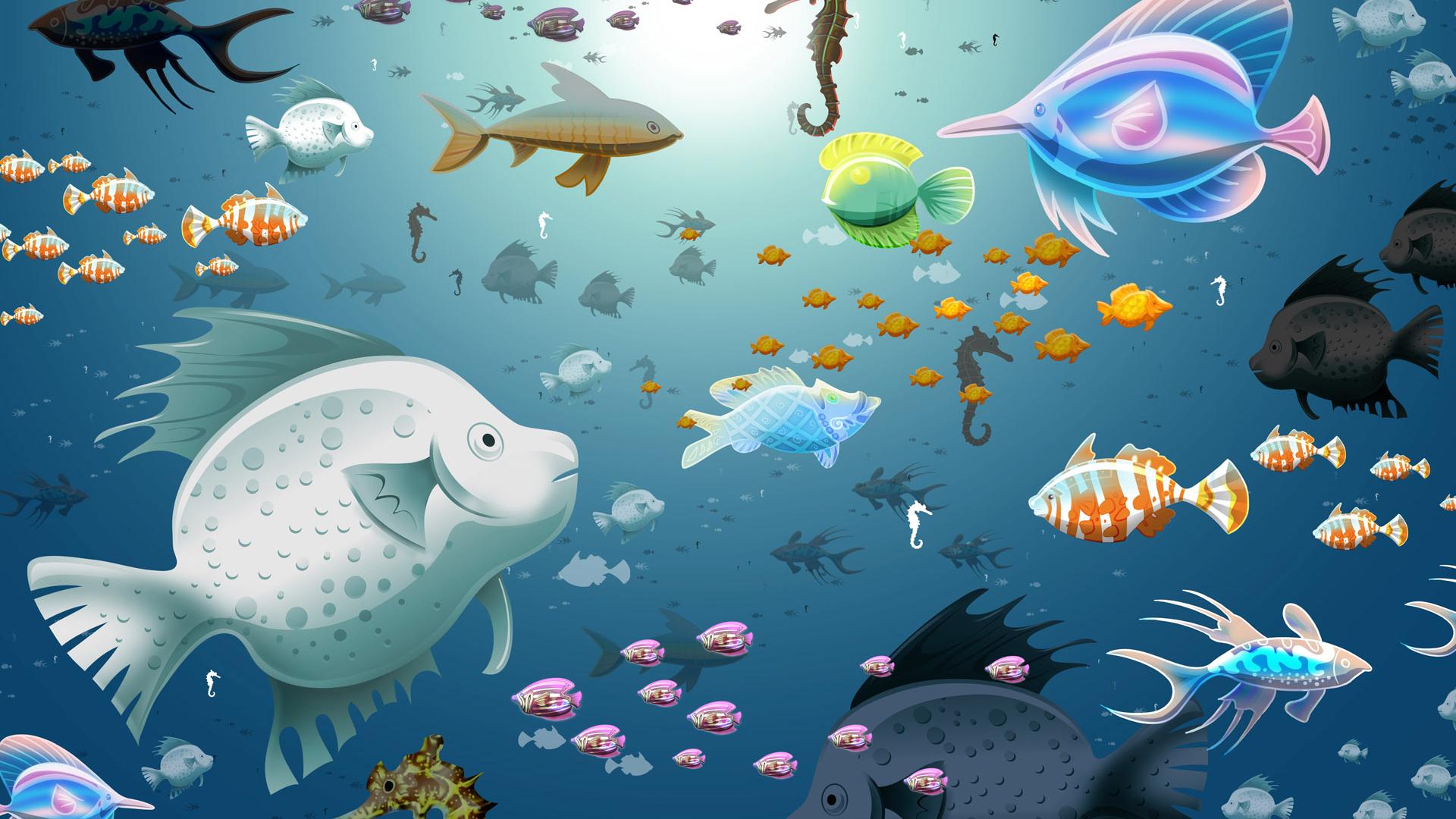 Free Download Canada Fish Tank Diy Easy Fish Tank Background Trash Bags 1920x1200 For Your Desktop Mobile Tablet Explore 50 Free 3d Fish Tank Wallpaper Fish Tank Wallpaper Animated