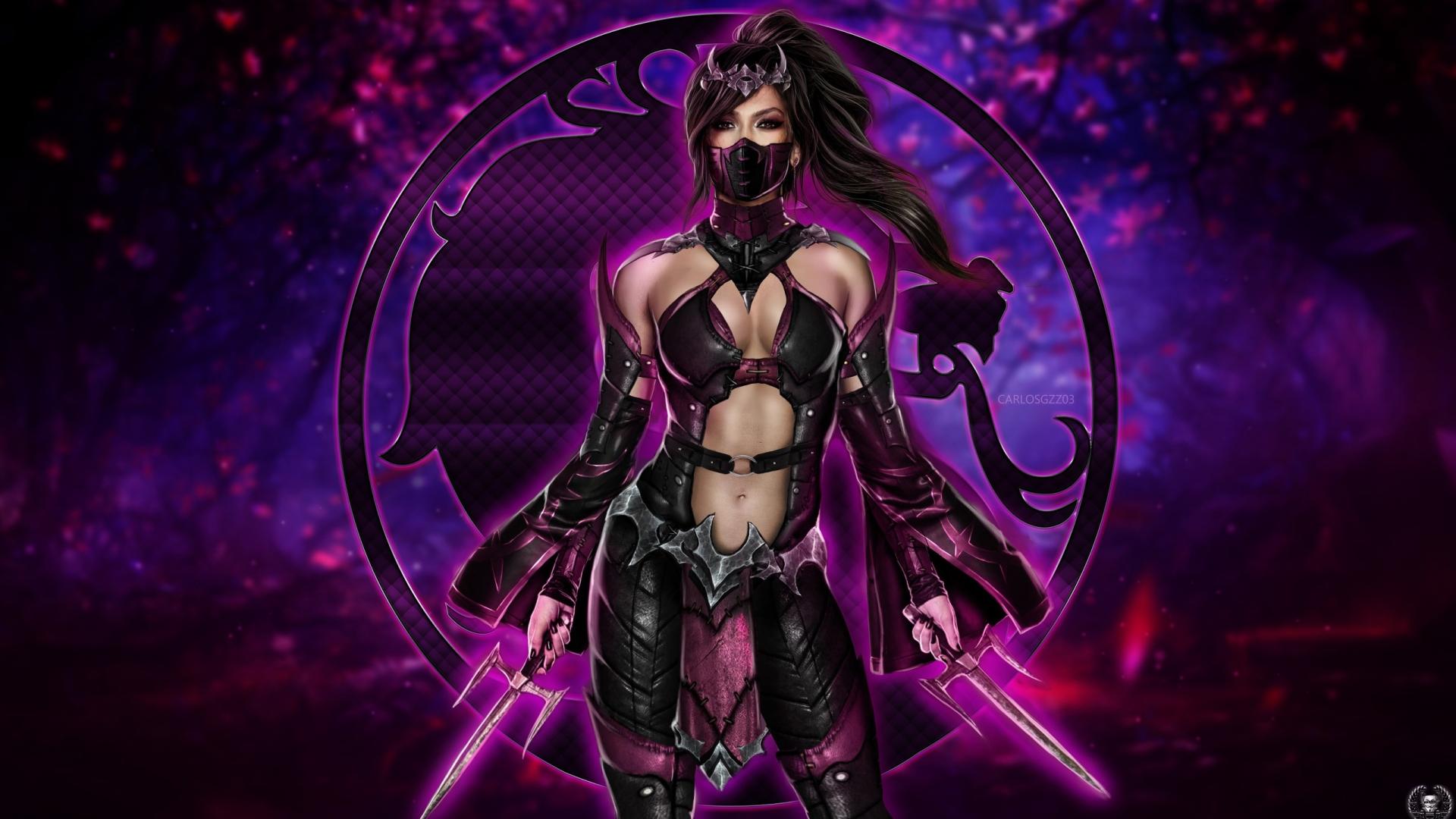 Free Download Mileena Mortal Kombat 11 Wallpaper Hd Games 4k