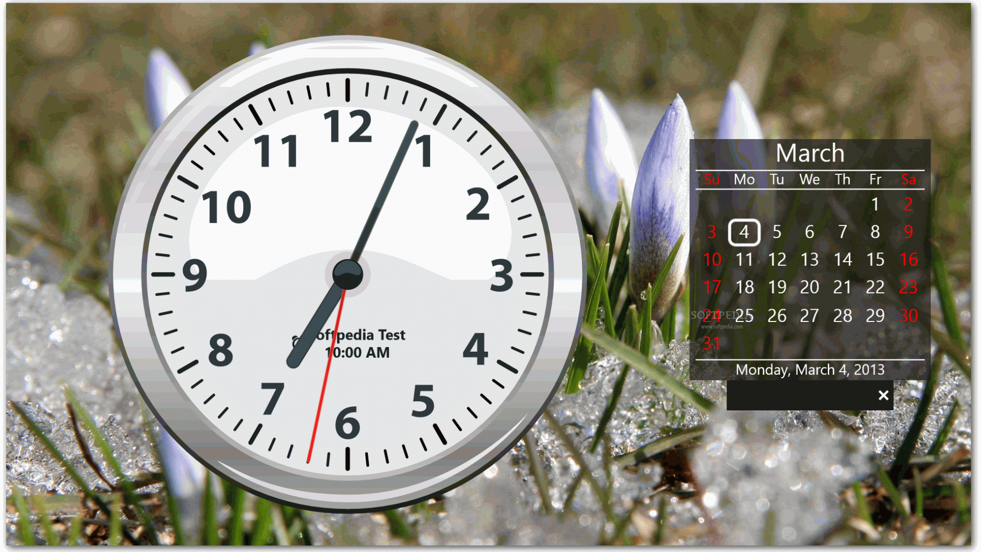 Free Download Jujuba Clock For Windows 8 Is A Clock And Time Management Application 1952x1112 For Your Desktop Mobile Tablet Explore 50 Digital Clock Wallpaper Windows 8 Windows 8