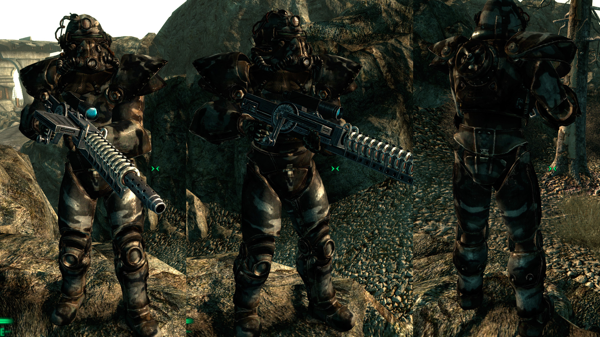 Free download 51b Power Armor Retex and Overhaul at Fallout3