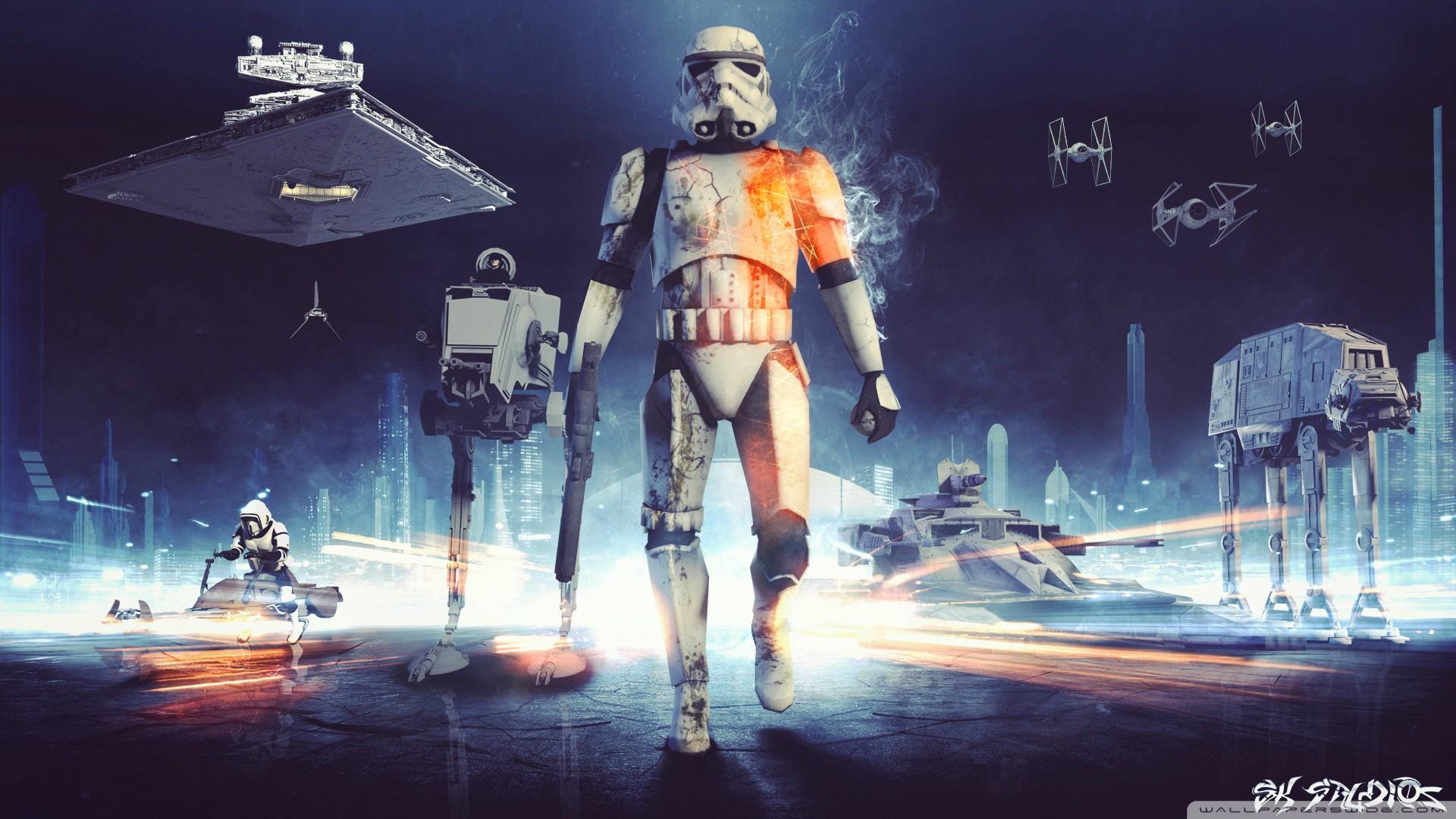 Free Download Star Wars Battlefront 2battlefield 4 Wallpaper My