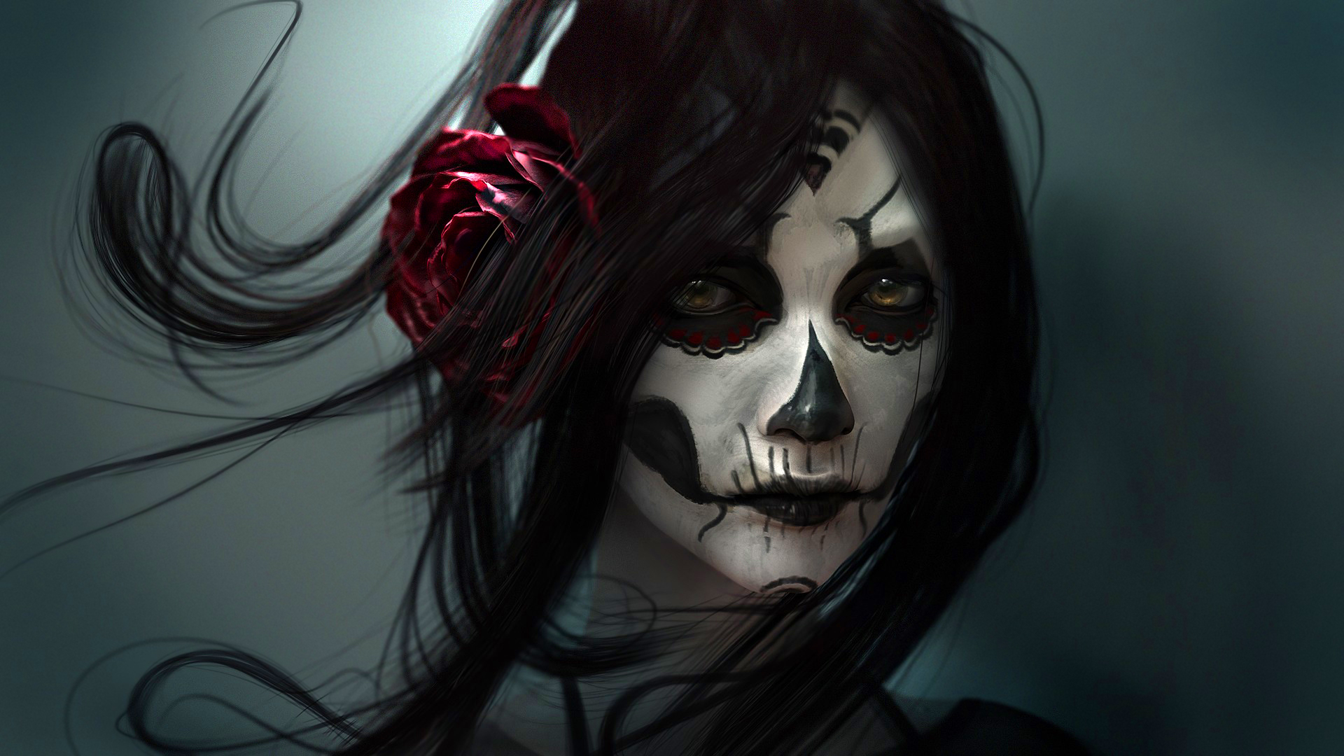 Free download Skull Girl Wallpapers HD 5083 Wallpaper Cool