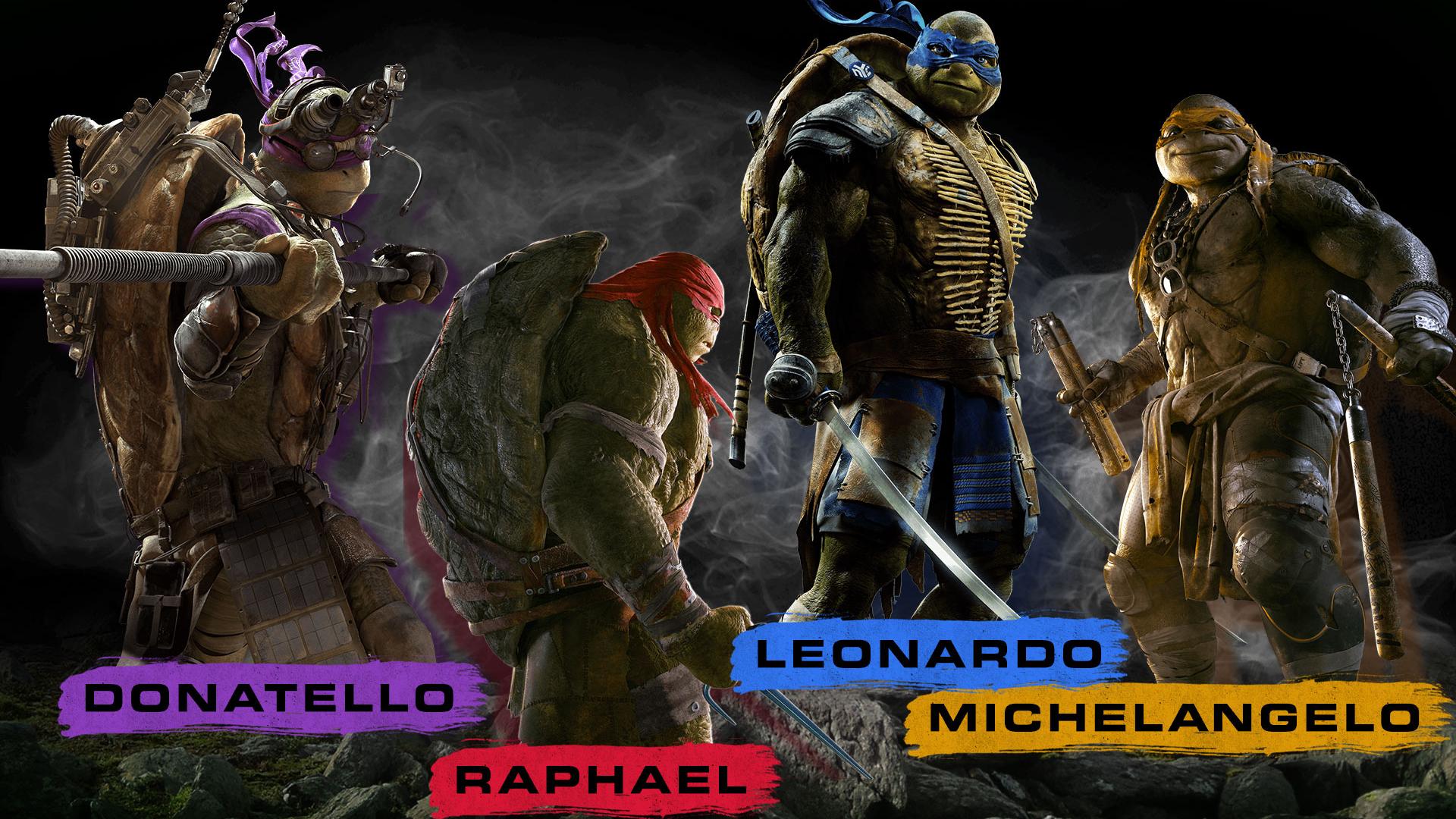 Free Download Wallpaper Hd 2 Teenage Mutant Ninja Turtles Tmnt