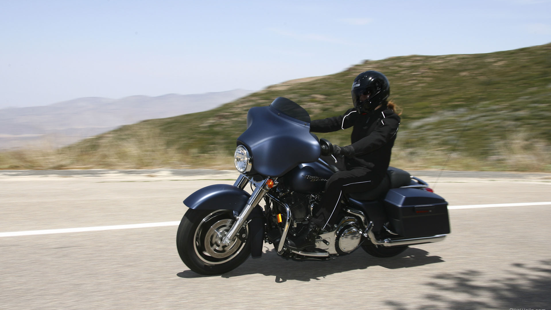 Free Download Wallpaper Harley Davidson Flhx Street Glide Next