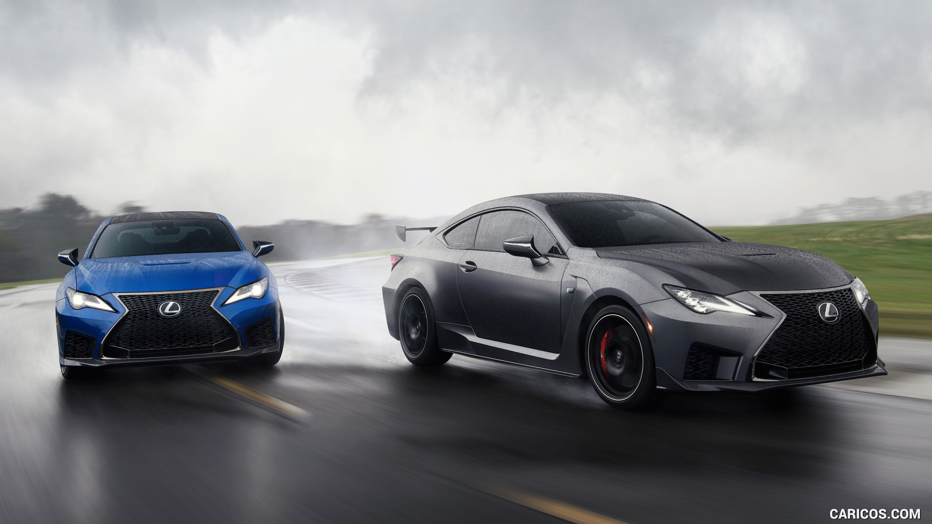 Free Download 2020 Lexus Rc F And Rc F Track Edition Hd Wallpaper 31 2560x1440 For Your Desktop Mobile Tablet Explore 32 Lexus Rc F Wallpapers Lexus Rc F