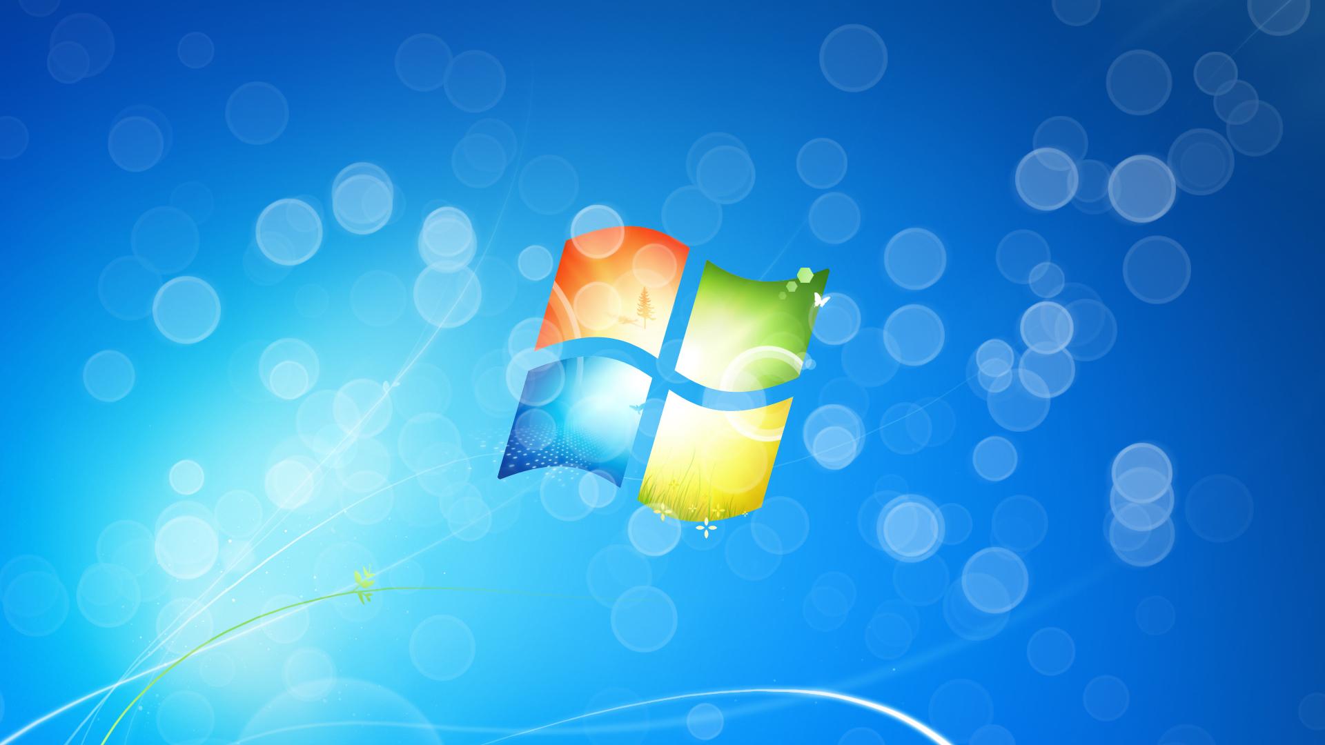 заставки для animatsioni windows 7