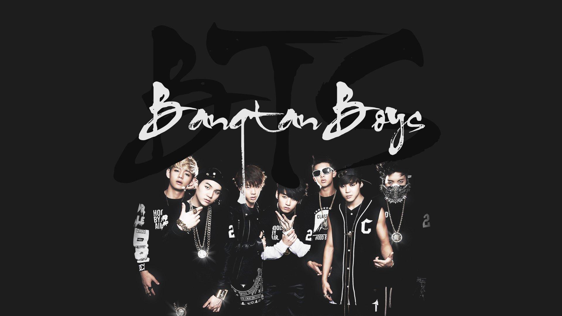 Free Download Bangtan Boys Bulletproof Boy Scouts Bts Kpop