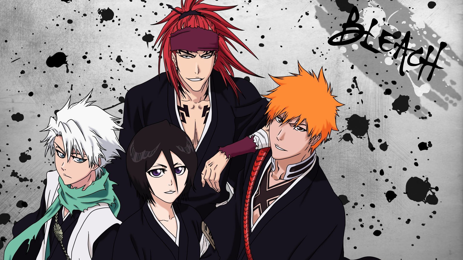 Free download Bleach Characters Bleach
