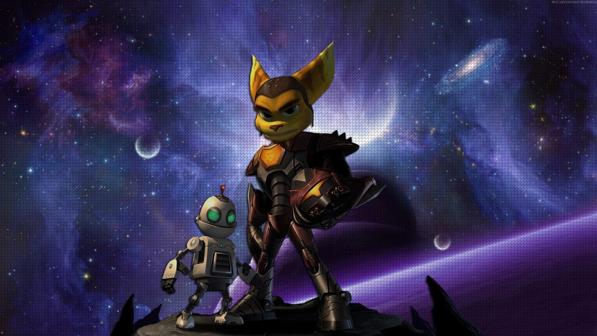Free Download Ratchet And Clank Wallpaper Hd 1920x1080 For Your