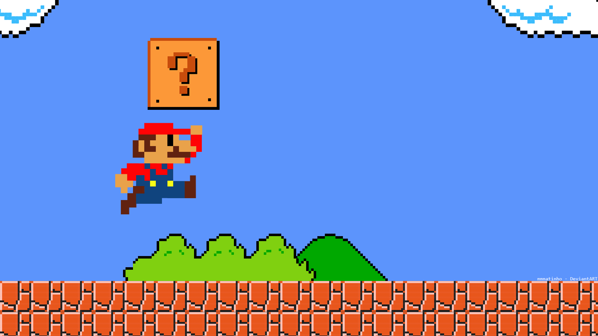Images of Peach 8 Bit Mario Maker - #rock-cafe