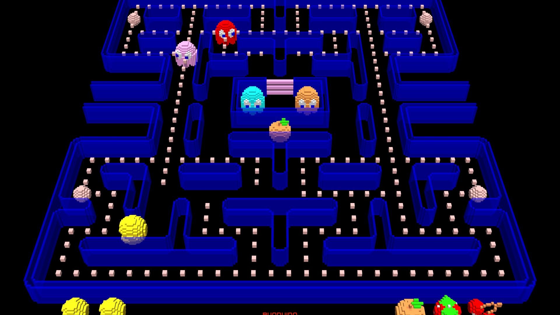 Free download Pacman Maze Wallpaper Pacman by nes still