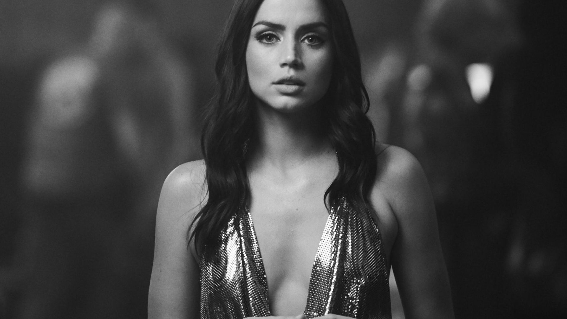 Free Download Ana De Armas Beautiful Hollywood 2143x2000 For