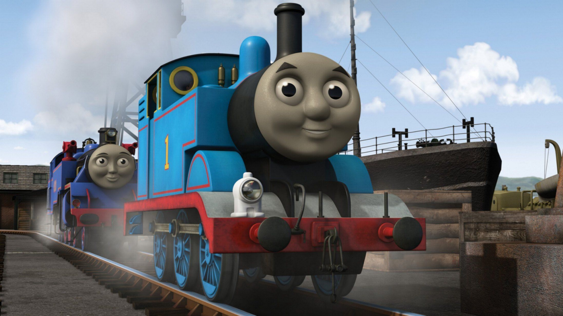Free Download Thomas The Tank Engine Wallpapers 2194x1235 For