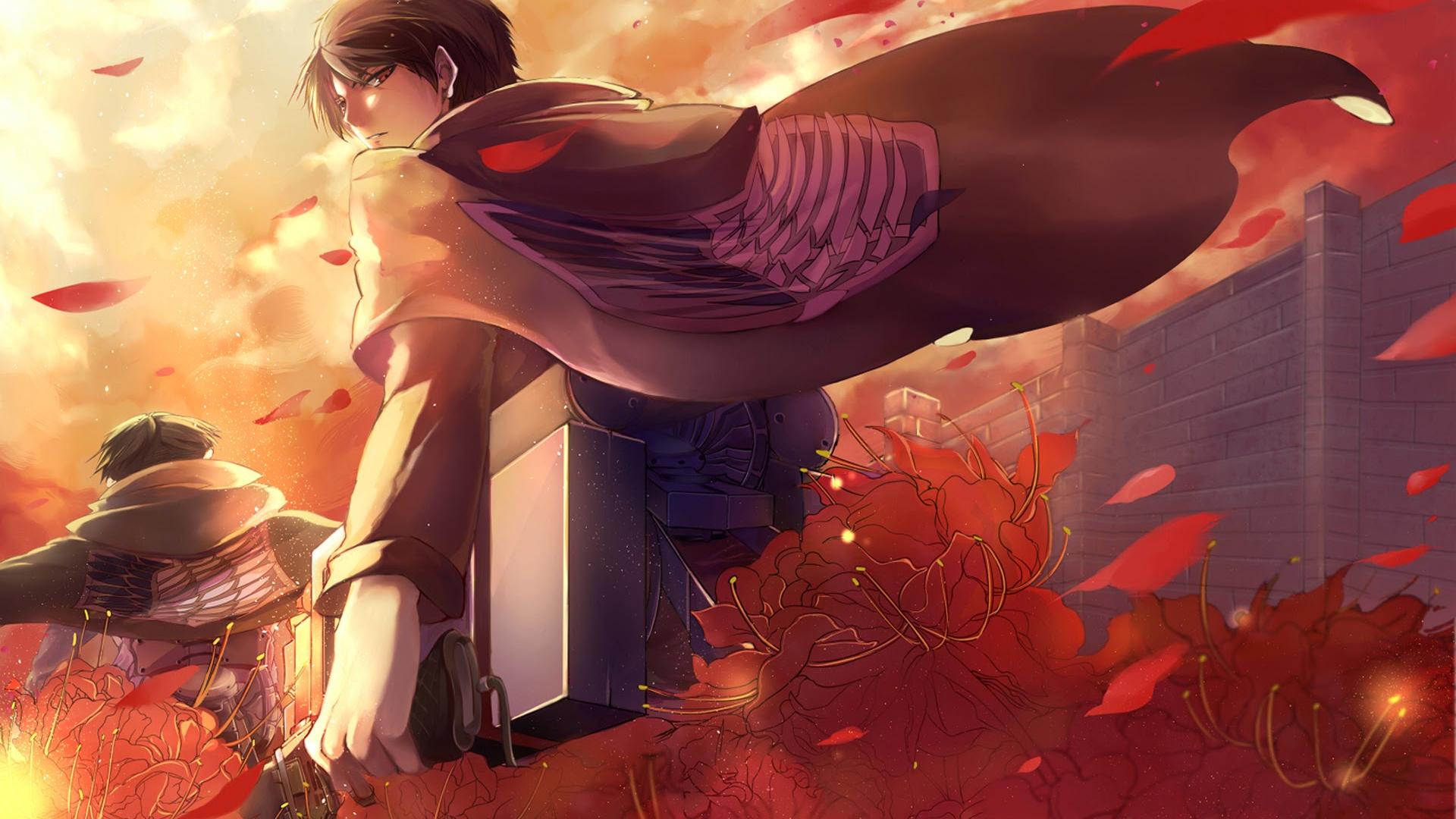 Free Download Eren Jaeger Anime Attack On Titan Shingeki No Kyojin Hd Wallpaper 1920x1200 For Your Desktop Mobile Tablet Explore 49 Attack On Titan Wallpaper Eren Attack On Titan
