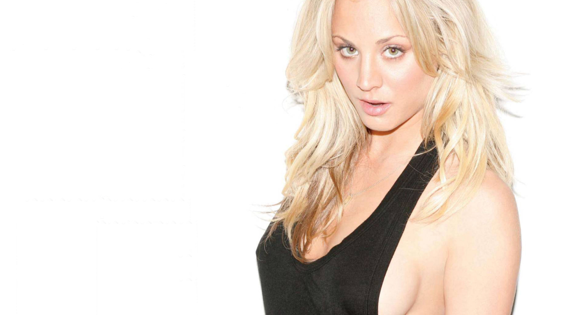 1920x1200px kaley cuoco wallpaper widescreen - wallpapersafari