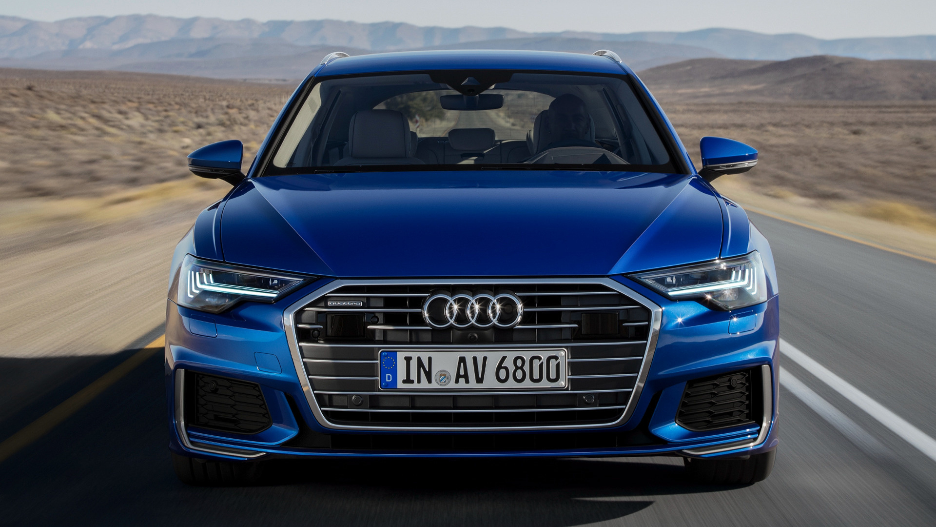 Free Download 2018 Audi A6 Avant S Line Wallpapers And Hd