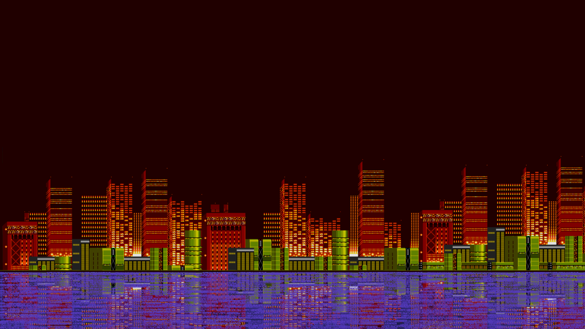 Android Wallpaper 8 Bit Landscapes 1920x1200. Download resolutions: Desktop: 1920x1080 ...
