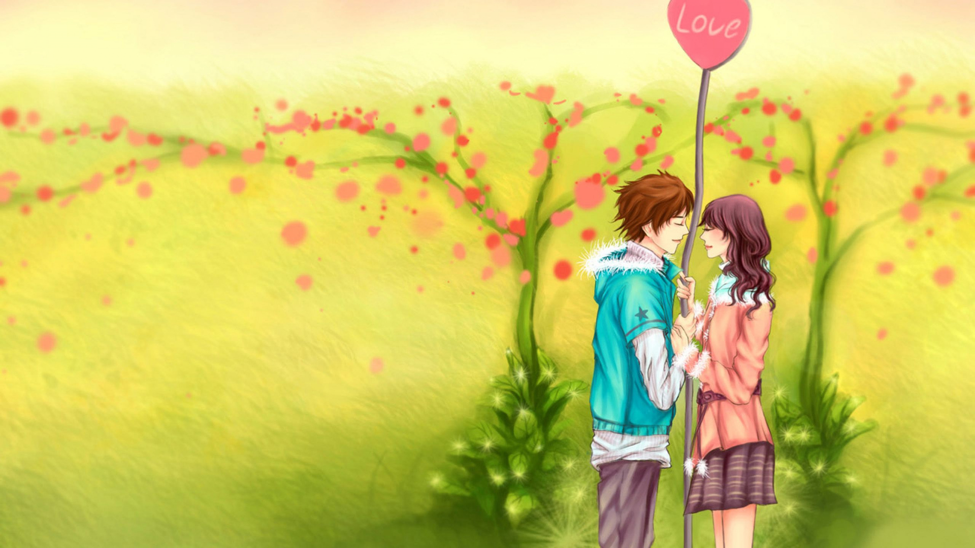 Free Download Cute Lovers Wallpaper Hd Download Of Two Lovers