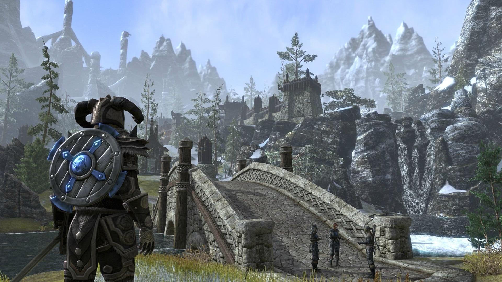Free Download The Elder Scrolls Online Computer Wallpapers Desktop