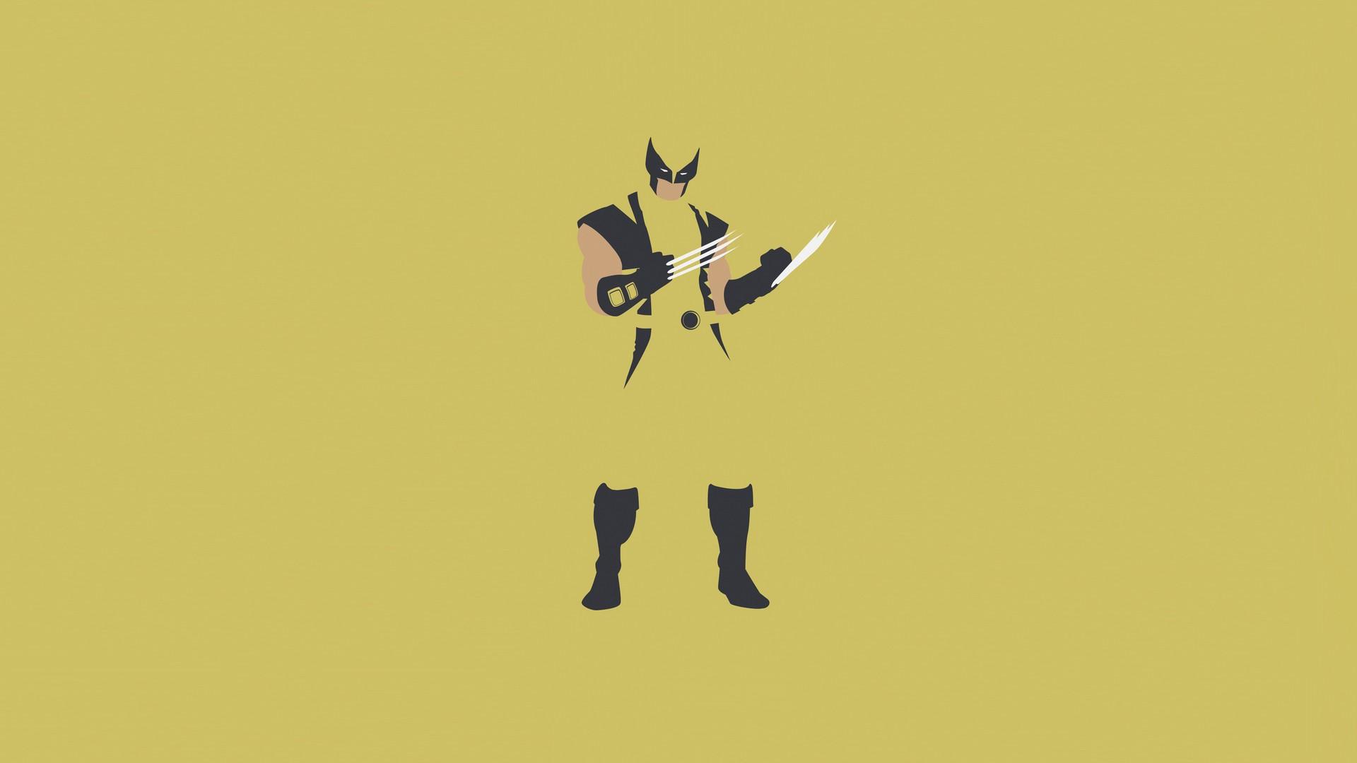 Free Download Minimalist Wolverine Wallpaper Yellow Marvel Comics X Men 1920x1080 For Your Desktop Mobile Tablet Explore 45 Minimalist Marvel Wallpaper Marvel Characters Wallpaper Minimalist Hd Wallpaper Minimalist Wallpaper For Desktop