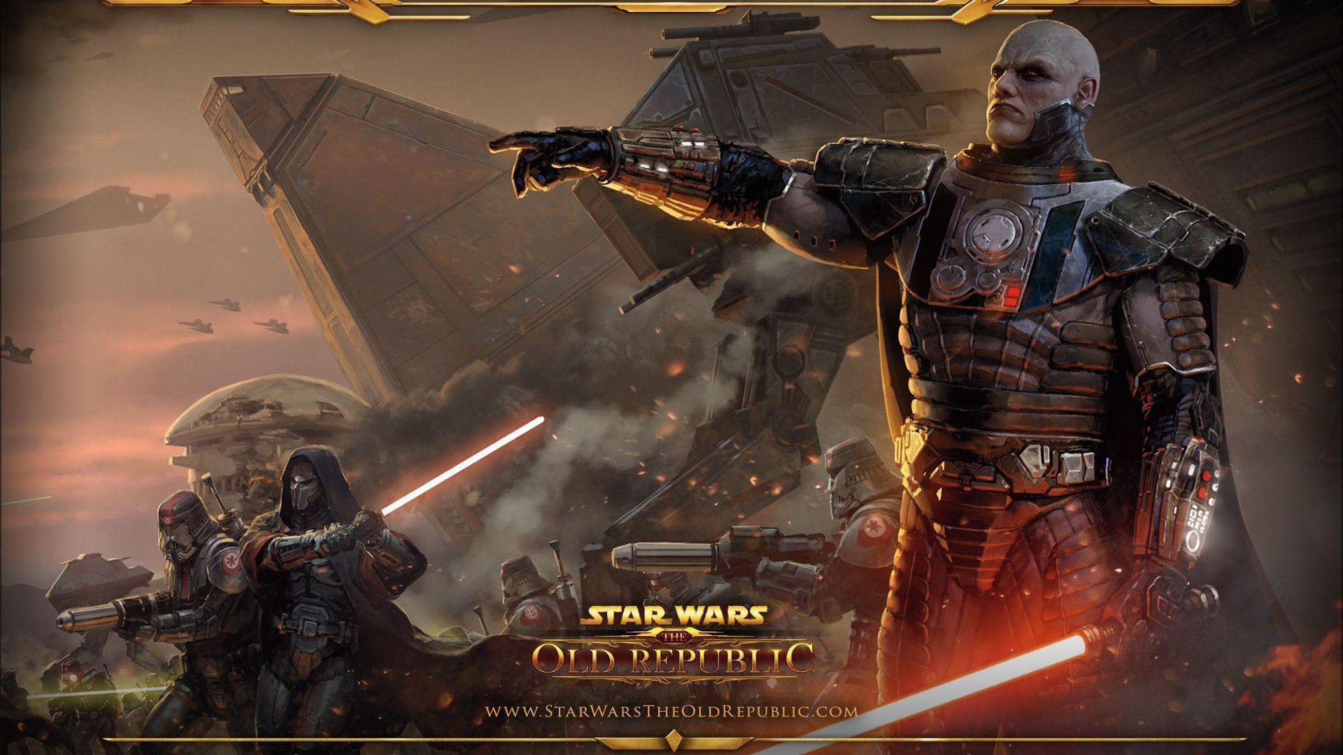 Free Download Star Wars The Old Republic Wallpapers 1920x1080