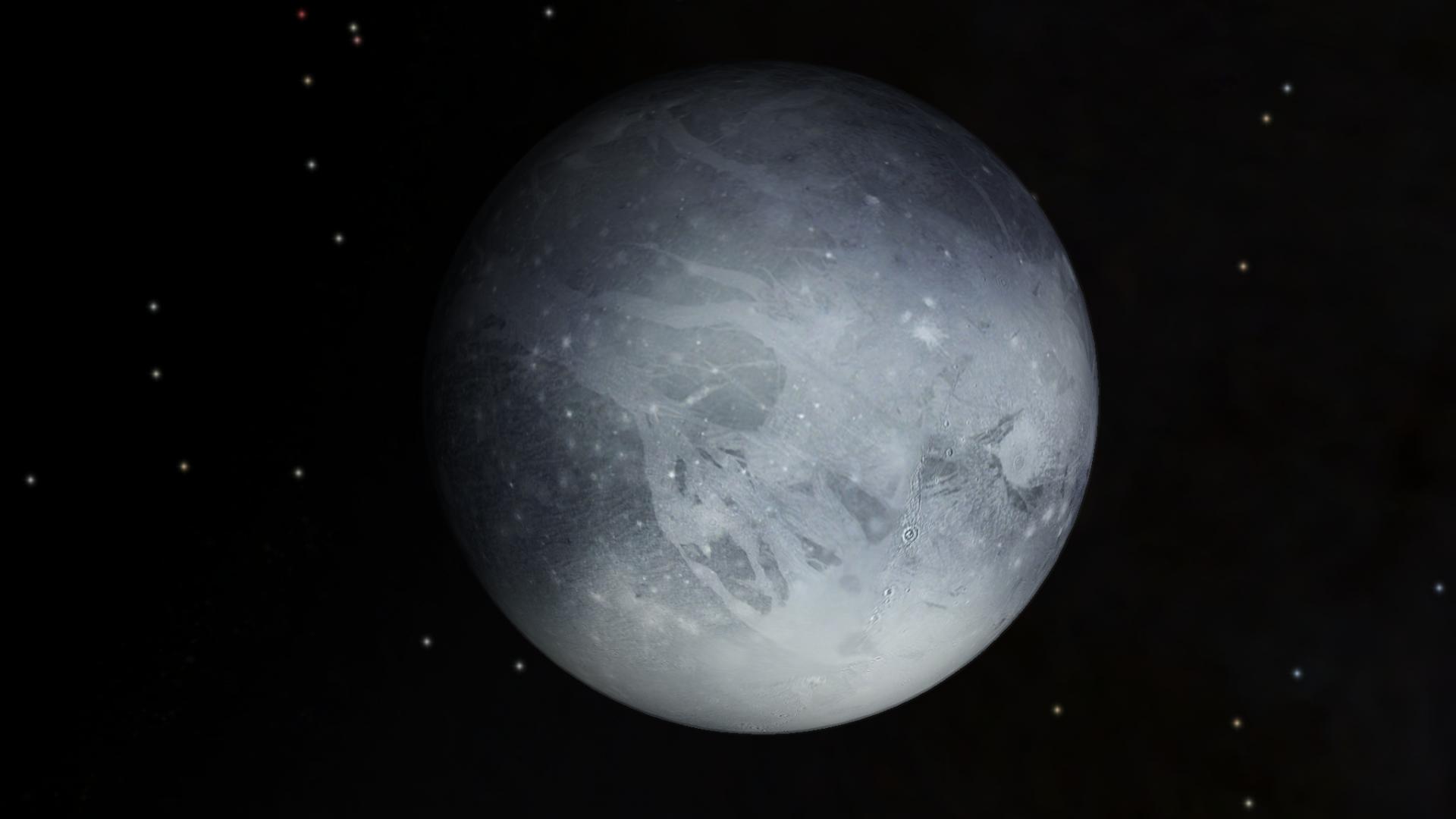 pluto's moons names - HD1920×1080