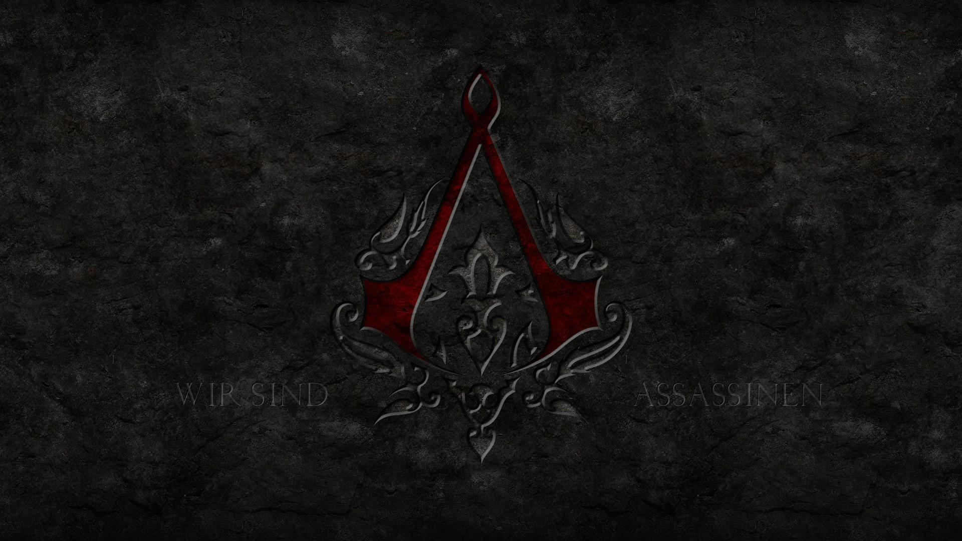 Free Download Assassins Creed Symbol Stones Deutsch Wallpaper