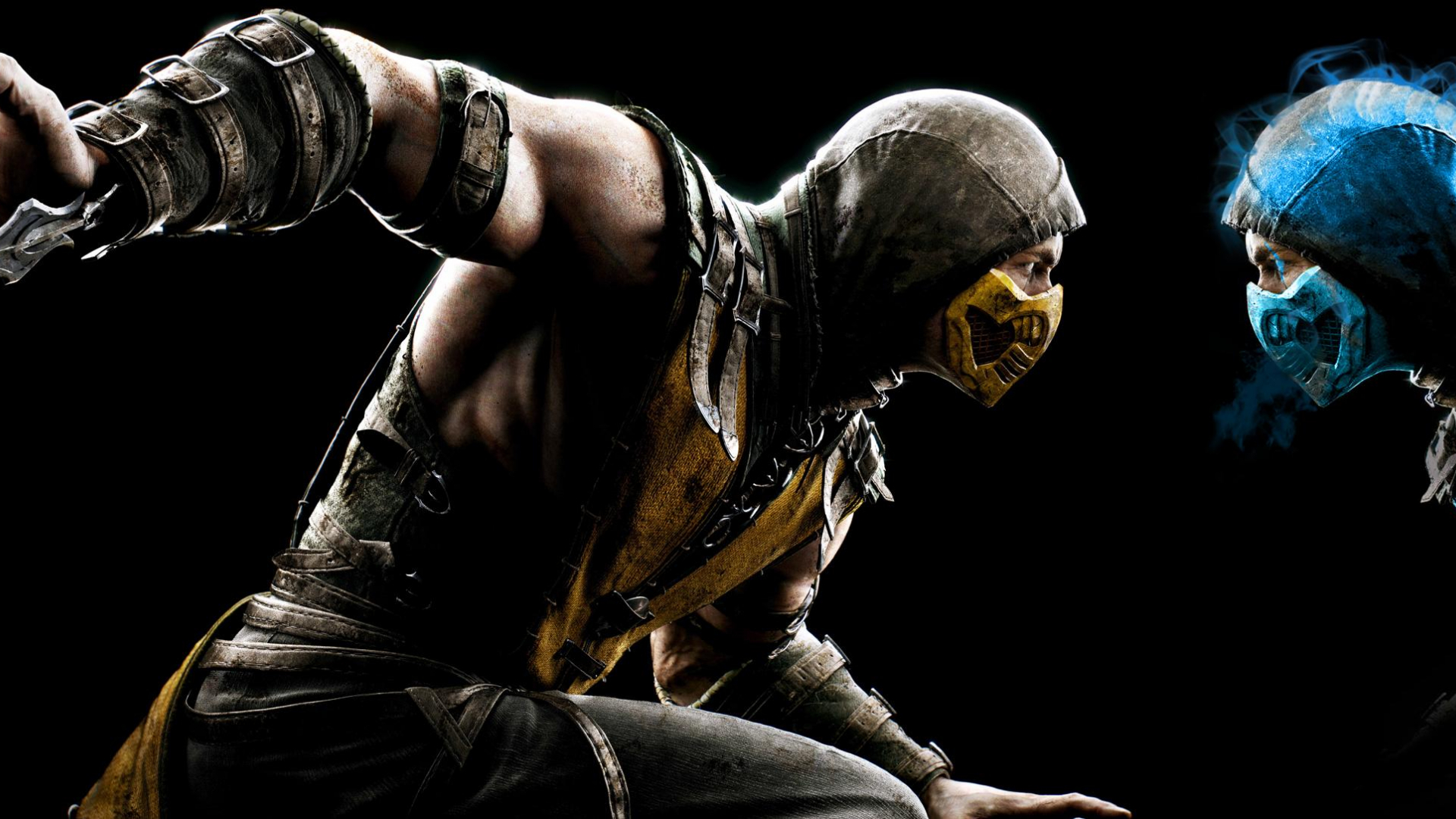 Free Download Mortal Kombat X Scorpion Vs Sub Zero By Mkfan786