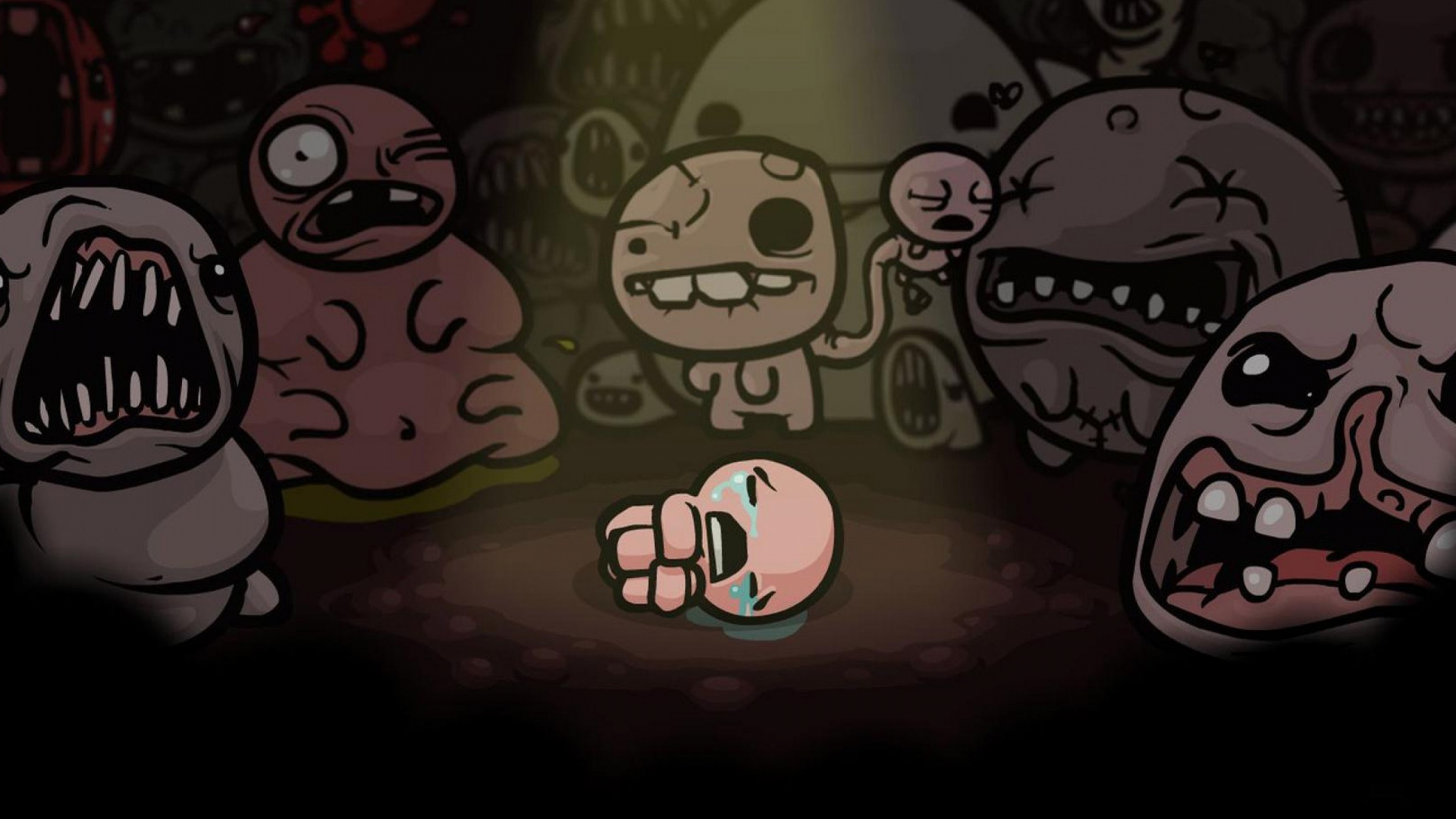 Free Download The Binding Of Isaac Wallpapers Freshwallpapers