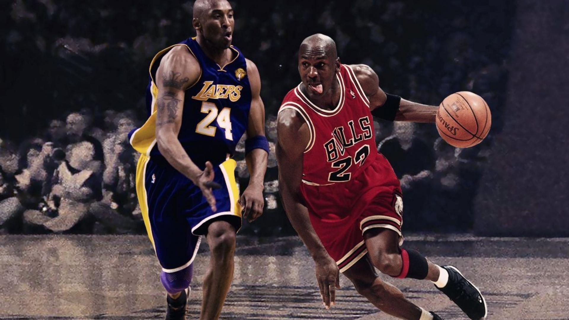 2048x2048px Michael Jordan And Kobe Wallpaper