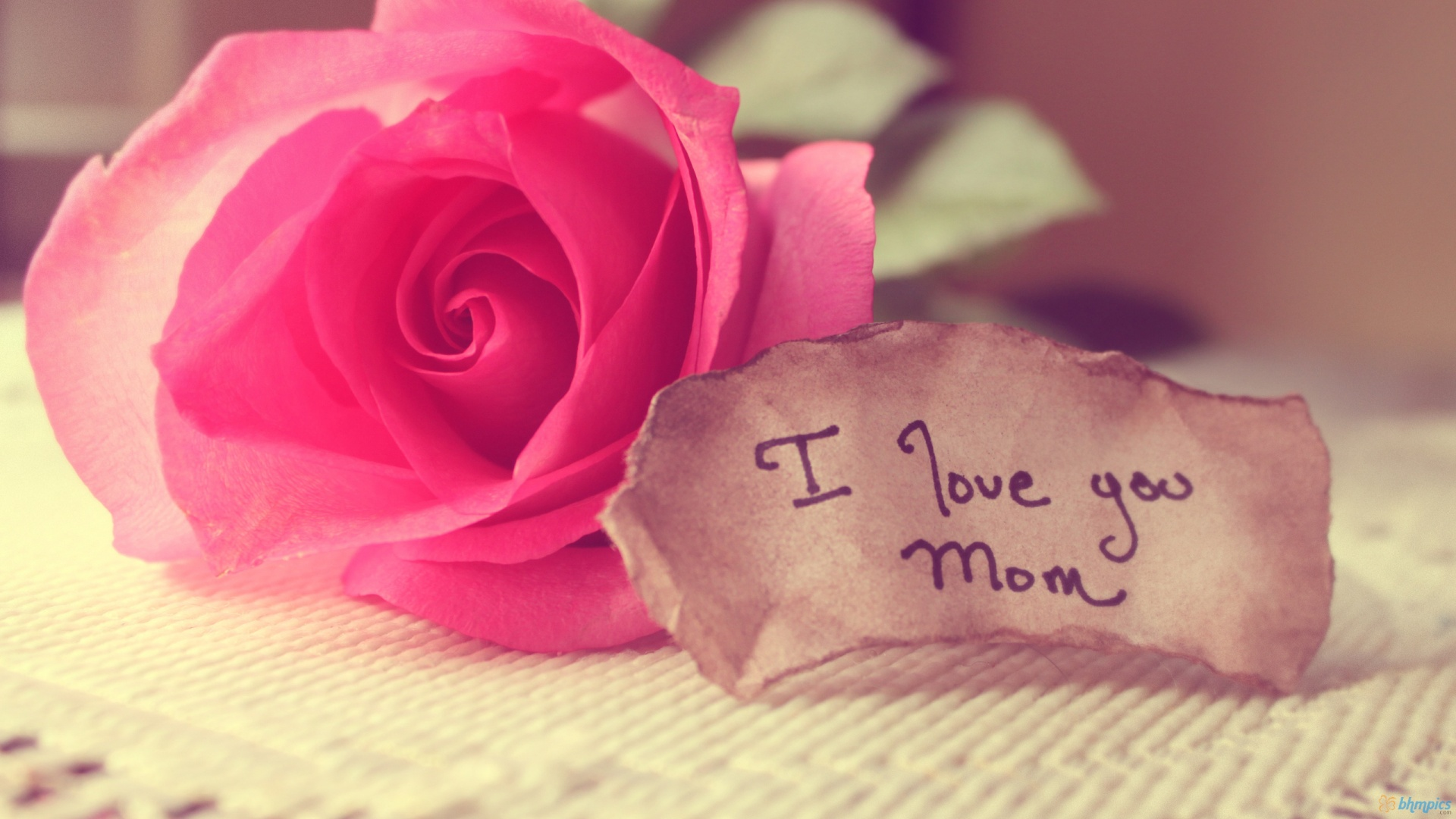 Free Download Download Mothers Day I Love You Mom Wallpaper Hd