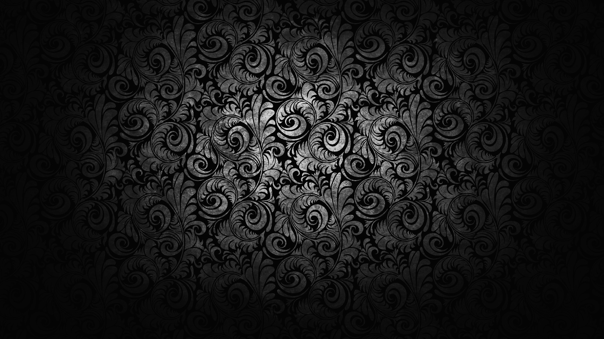 Free Download Black Floral Hd Wallpapers Backgrounds 1920x1200