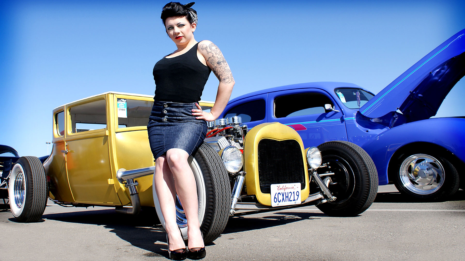 Free Download Displaying 13 Gt Images For Rockabilly