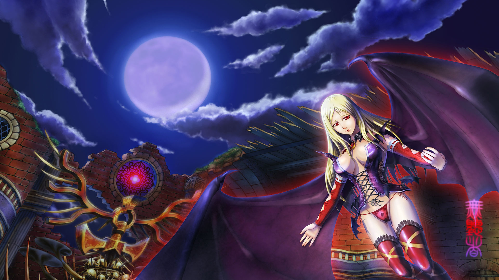 Free Download Castlevania The Dracula X Chronicles Wallpaper