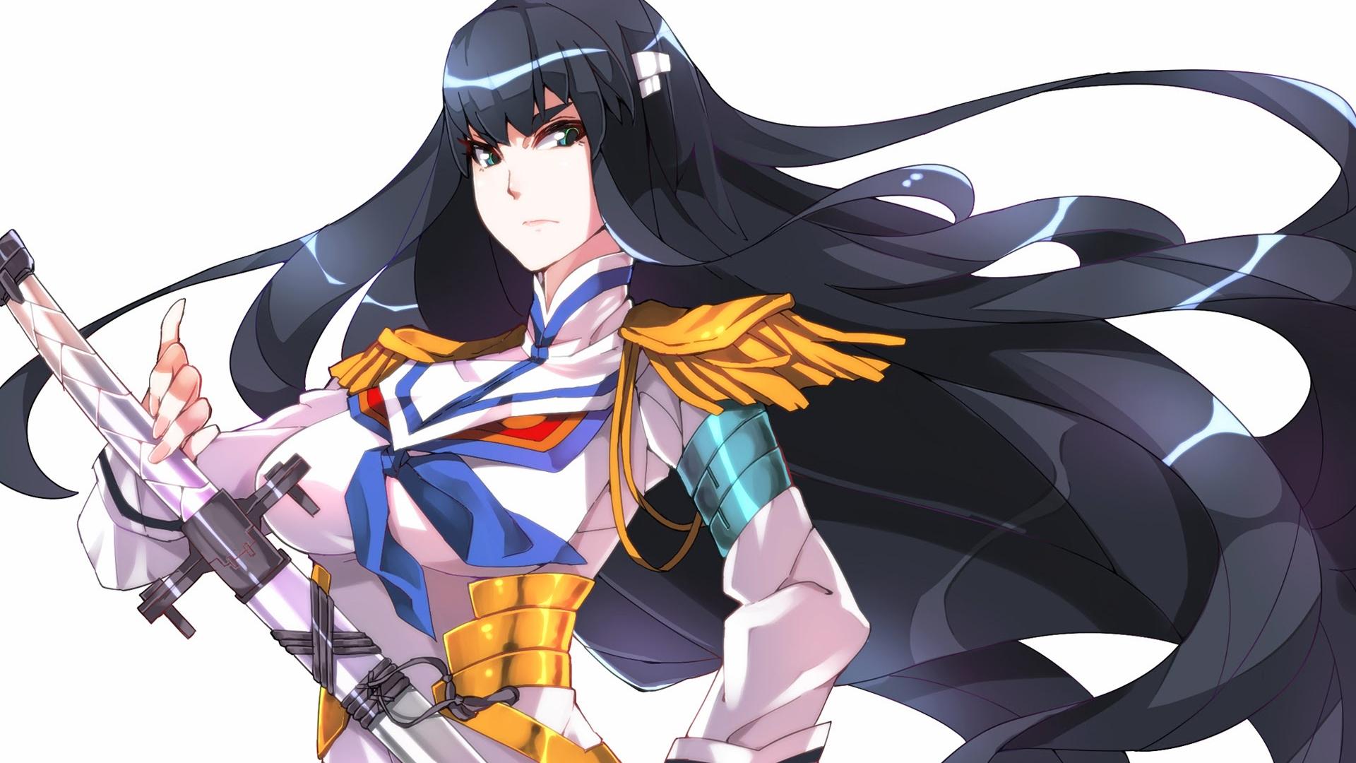 Free Download Kiryuin Satsuki Kill La Kill Anime Girl Image Hd