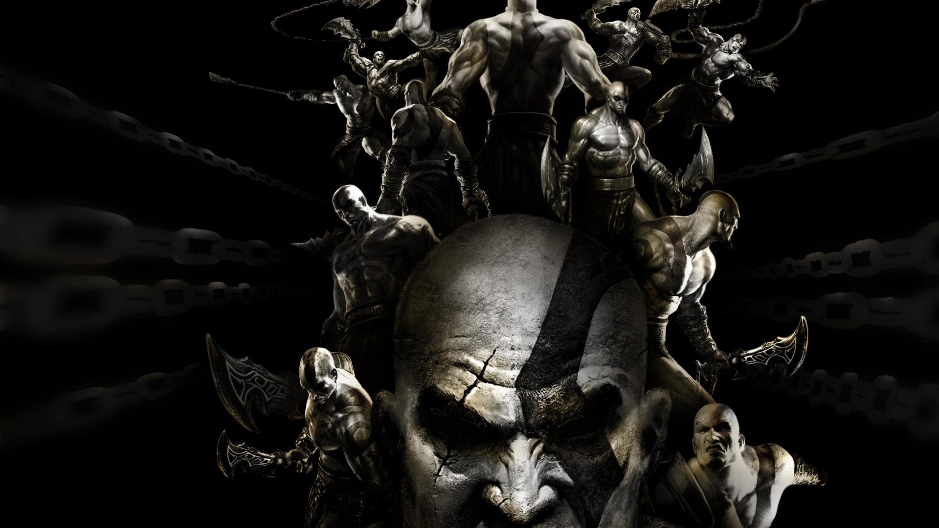 Free download Badass Kratos wallpaper ForWallpapercom [2560x1600