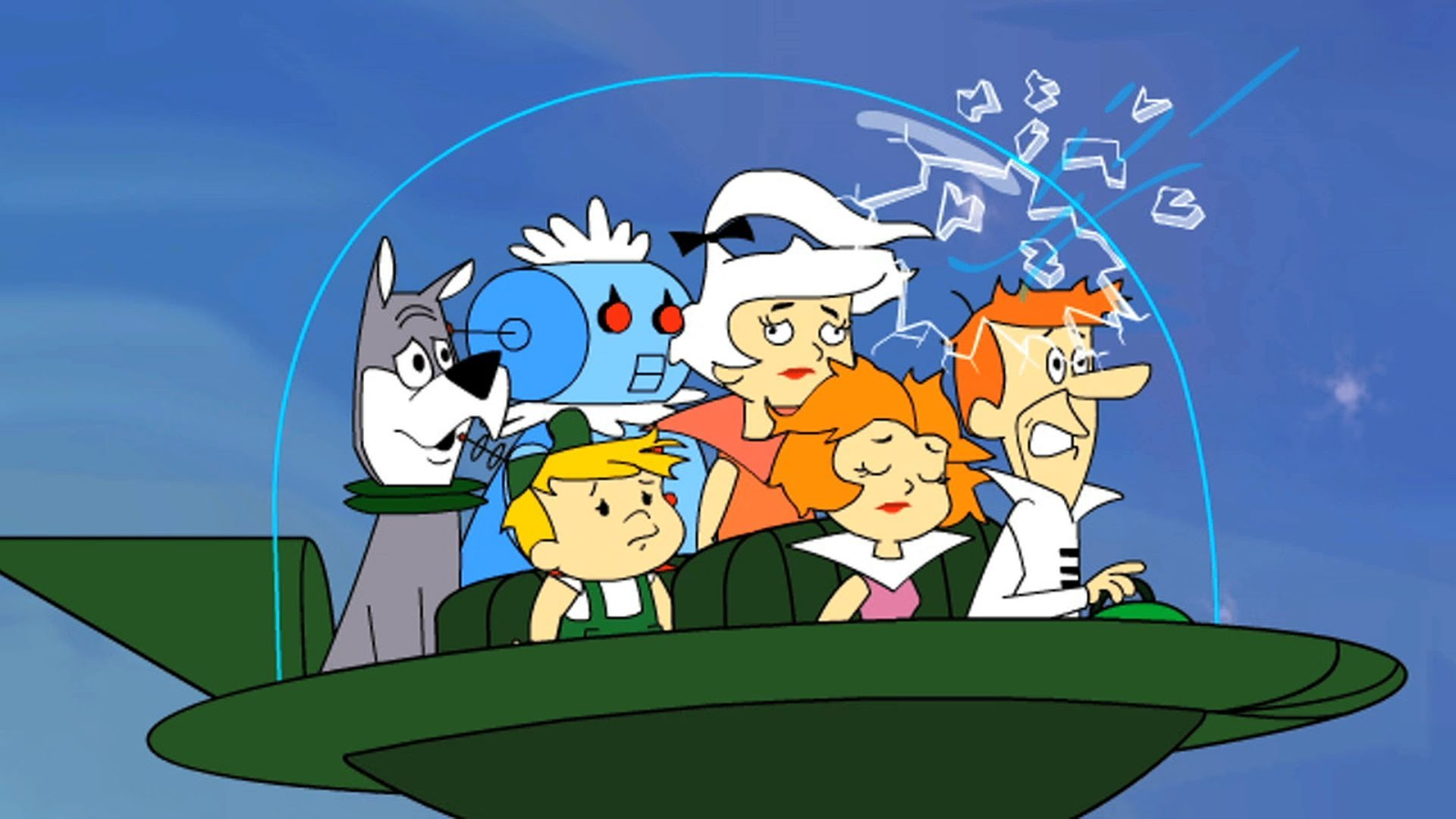 The Jetsons - 90s Cartoons