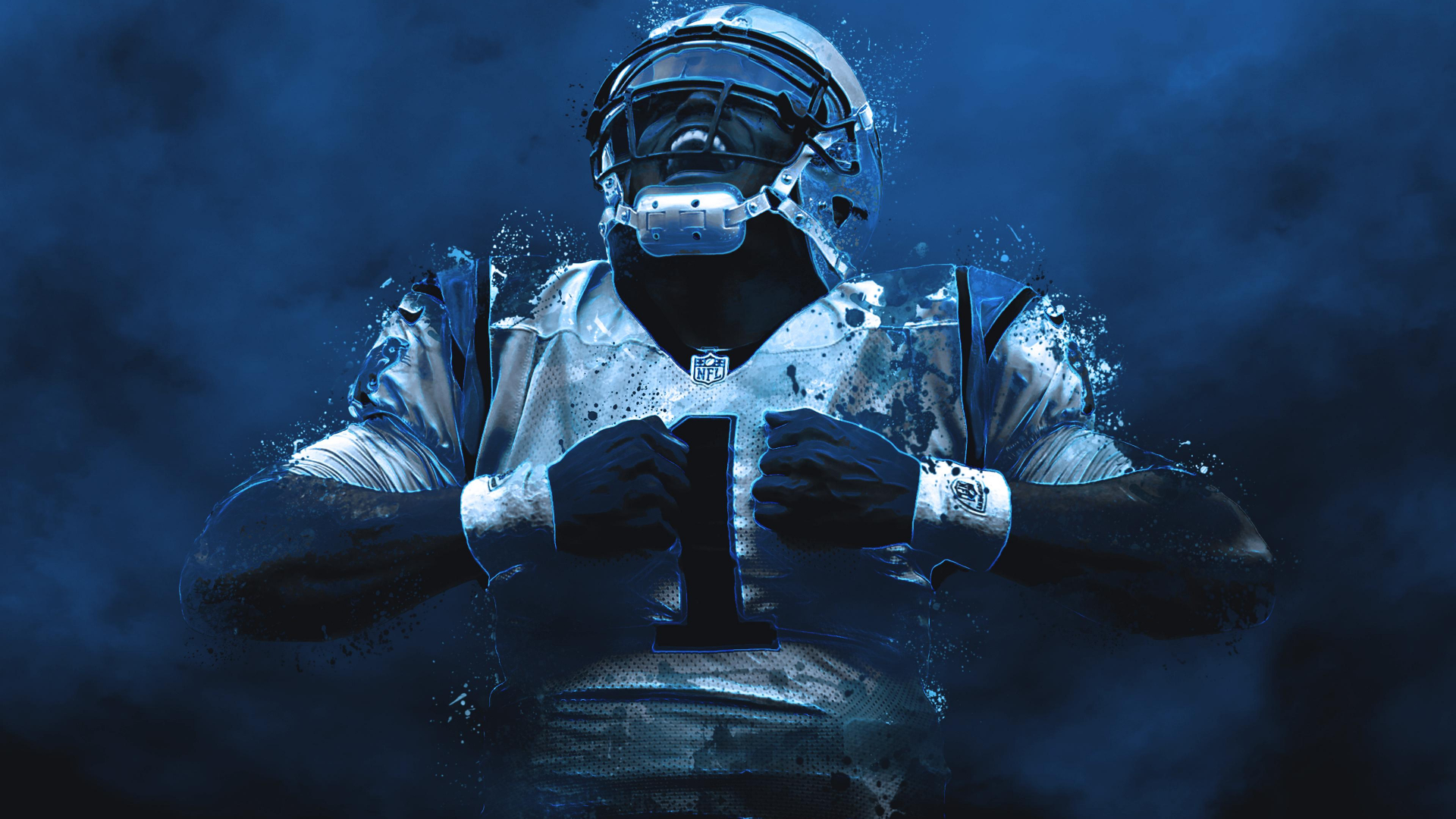 Free Download Cam Newton Wallpaper I Made Thought You Guys