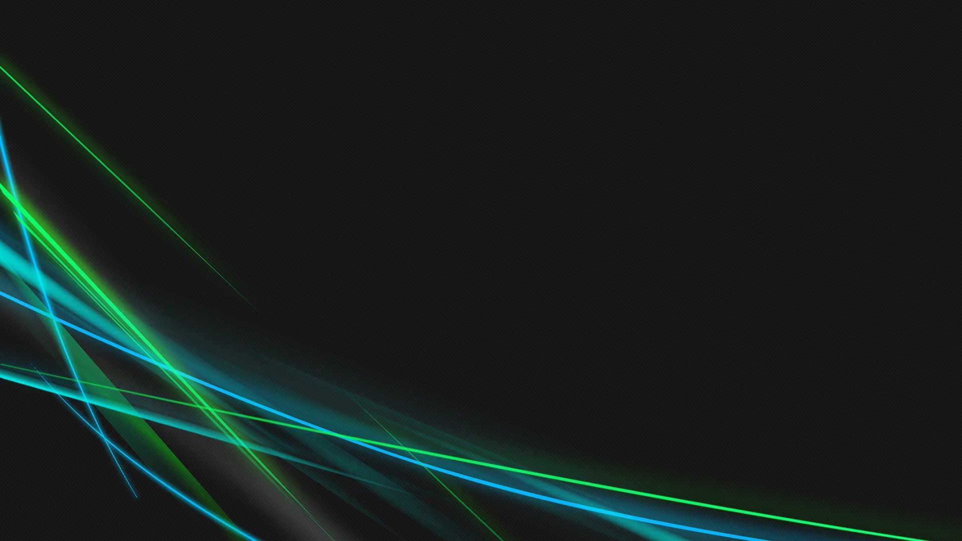 Free Download Blue And Green Neon Curves Wallpaper 578863